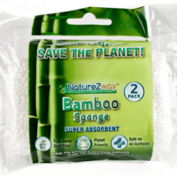 NatureZway Renewable Bamboo Cleaning Products Giveaway | Hello Natural