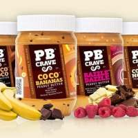 PB Crave Natural Peanut Butter Giveaway