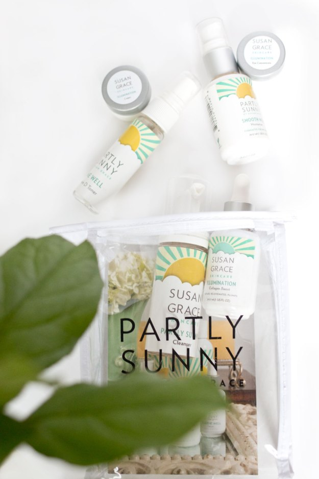 Susan Grace Skincare Review // Winter Skincare Routine // Hello Rigby Seattle Beauty & Skincare Blog