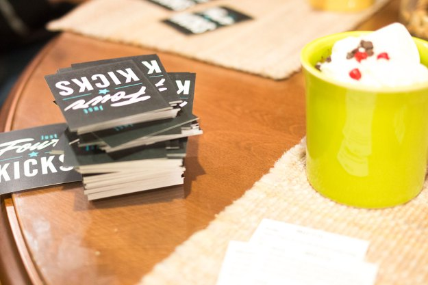 DIY Hot Cocoa Bar & Just Four Kicks Game Review // Hello Rigby Seattle Lifestyle Blog