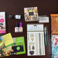 #FabFitFun Box Review Spring 2015 + $10 Coupon
