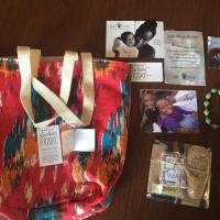 Fair Trade Friday Subscription Box Review - August 2015