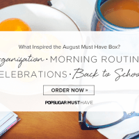 Popsugar Must Have Box August 2015 Theme Spoilers