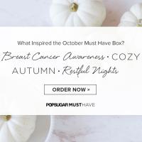 Popsugar Must Have Box Complete October 2015 Spoilers