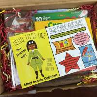 Girls Can! Crate Subscription Box Review & Coupon - October 2015