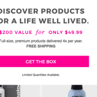 FabFitFun VIP Winter 2015 Box Full Spoilers + $10 Coupon Code!