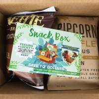 Vegan Cuts Snack Box April 2016 Subscription Box Review + Coupon!
