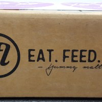 Eat Feed Love Taste Club April 2016 Subscription Box Review & Coupon