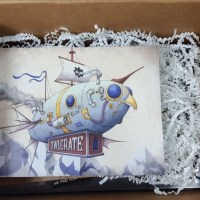 OwlCrate May 2016 Subscription Box Review & Coupon