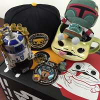 Smuggler's Bounty July 2016 Subscription Box Review - JABBA'S PALACE