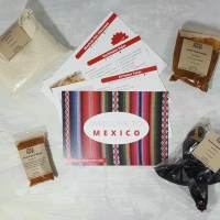 """Spiced Pantry July 2016 Subscription Box Review - """"Mexico"""""""