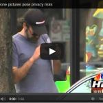 smart phones pose privacy risks - youtube video