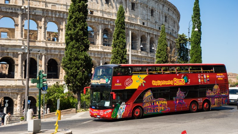 Hop on hop off Rome: Prices, tickets, routes & bus stops for Hop-on Hop-off Rome bus tours