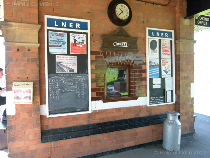 at Quorn & Woodhouse Station