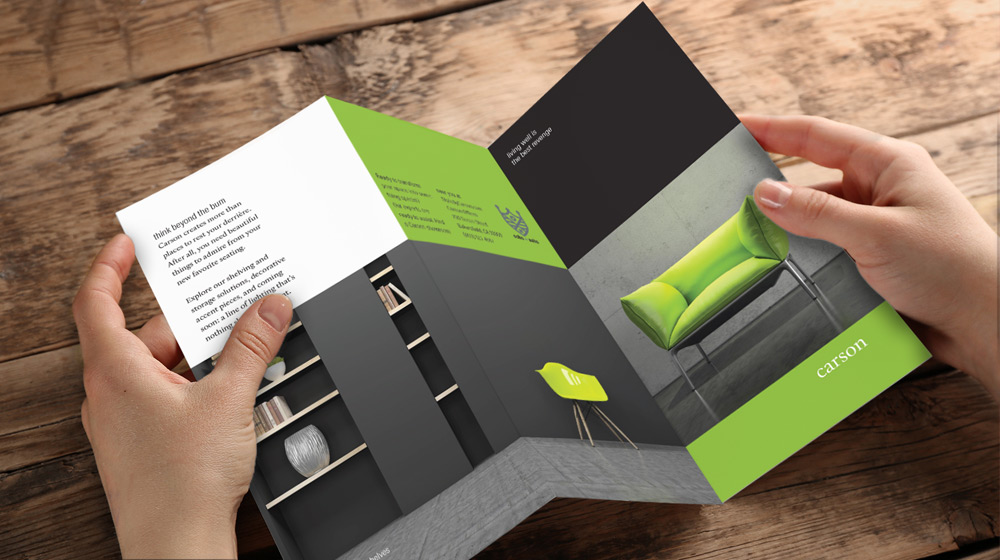 Learn how to easily make a brochure   Adobe InDesign CC tutorials Make a brochure