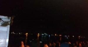 غرق معدية في كفر الشيخ
