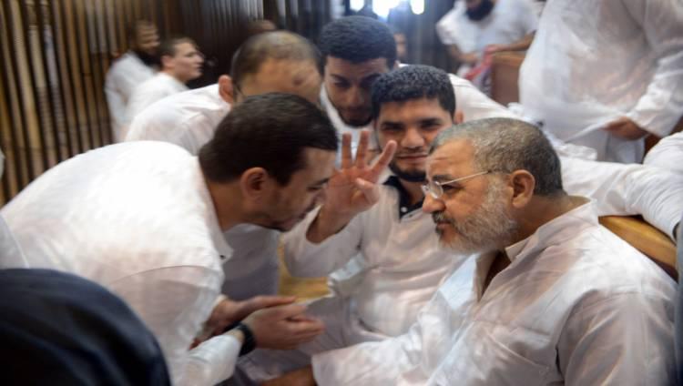 تأجيل محاكمة 215 متهمًا في قضية «كتائب حلوان» لـ6 أغسطس
