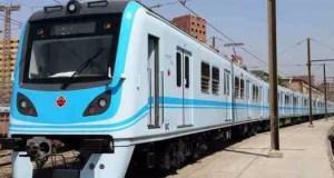 """المترو يستعد للصيف بـ 10 قطارات مكيف علي خط """"حلوان - المرج"""""""