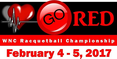 2017 Go Red WNC Racquetball Championship
