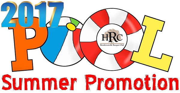 Summer Pool and Fitness Promotion 2017