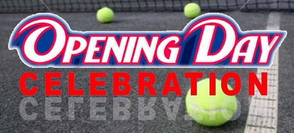 Spring Outdoor Tennis Season Celebration and Wilson Demo Day Friday 3/30 6-8 pm