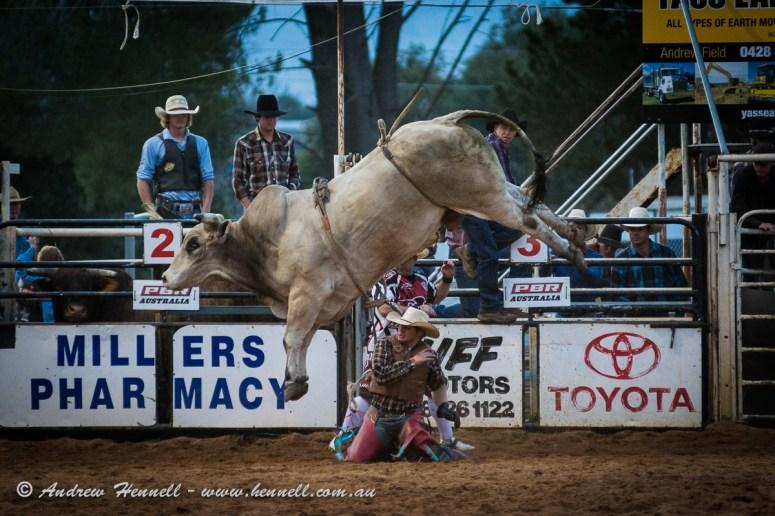 Yass Pro Bull Riding