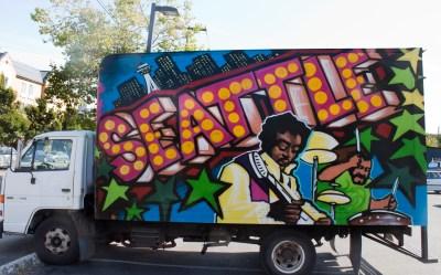 graffiti | Gateway to the Burbs