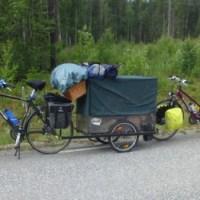 * Cykelsemester: Kiruna/Ystad