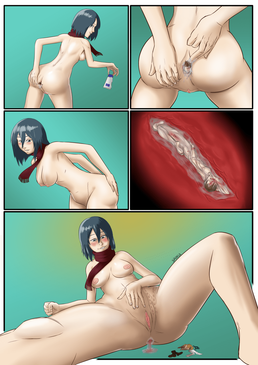 giantess hentai vore absorption