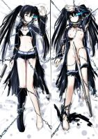 Black Rock Shooter BRS Hentai Drawing 09