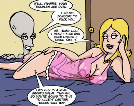 roger smith american dad naked