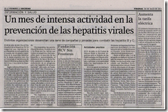 prensa hepatitis