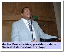 pascal nuñez sociedad gastroenterologia republica dominicana