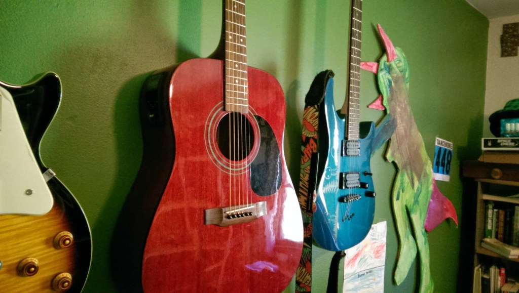 Fifteen Dollar Guitar