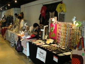 第17回あ~てぃすとマーケット in 横浜赤レンガ倉庫