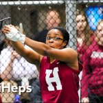 iHeps 13: Women&#039;s Throws