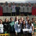 HepsXC - Cornell and Dartmouth Women
