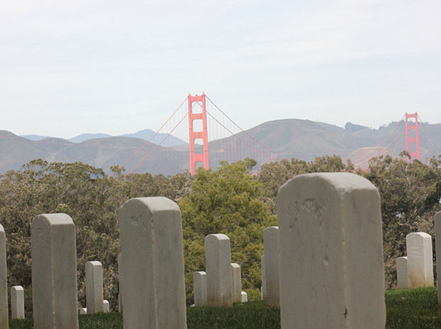 National Cemetary, Presidio, San Francisco