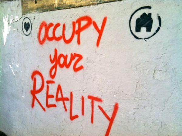 Street art in Padova