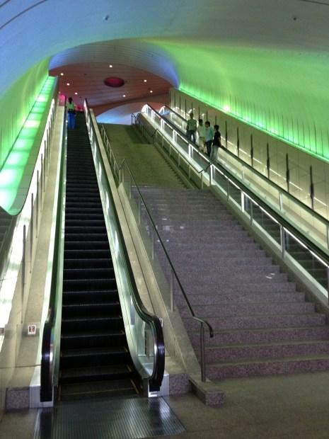 MOA Escalator 1