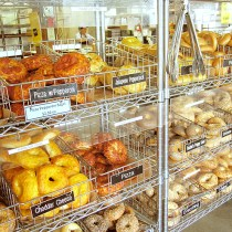 Bagels Bagels Galore