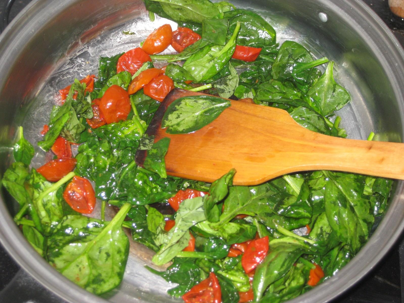 Spinach Frittata Recipes — Dishmaps