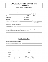 Work Team Application