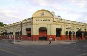 El Mercado Municipal de Hermosillo