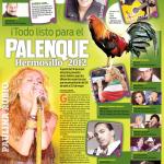 Palenque de la ExpoGan Sonora 2012