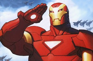 Armor Wars set? We salute you.