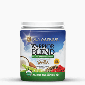 Sun Warrior Warrior Blend Protein Powder Health Room