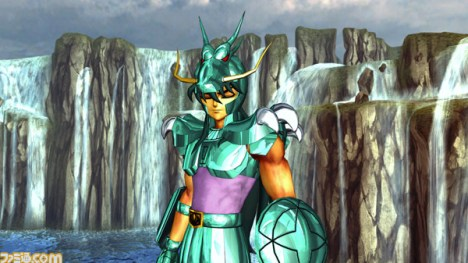 Saint Seiya Senki dragon Shiryu