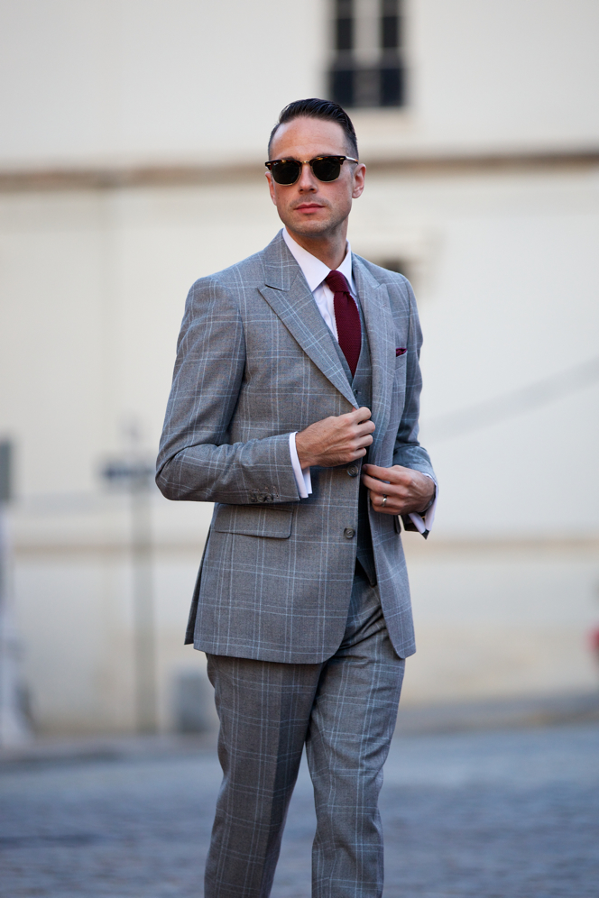 How to Wear a Grey Suit 5 ways  Mens Style amp Fashion Lookbook