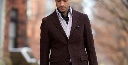 The Stylish Silk Scarf - He Spoke Style